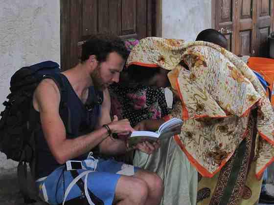 Научаване на чужд език