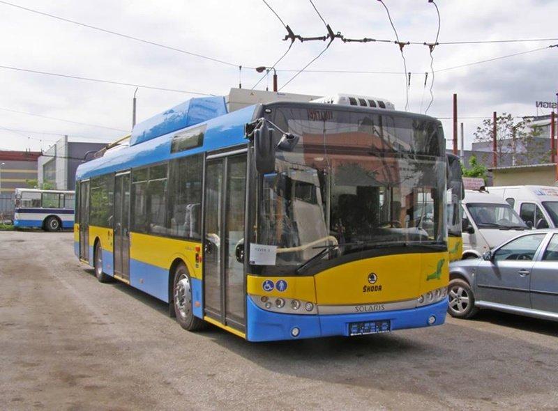 Marshrut I Razpisanie Na Trolejbus 9 Sofiya Napyt Net