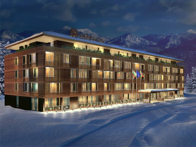 hotel LuckyBansko
