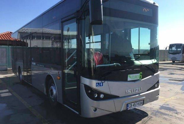 Маршрут и разписание на автобус 65 – София