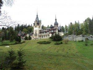 Замъкът Пелеш Синая забележителности