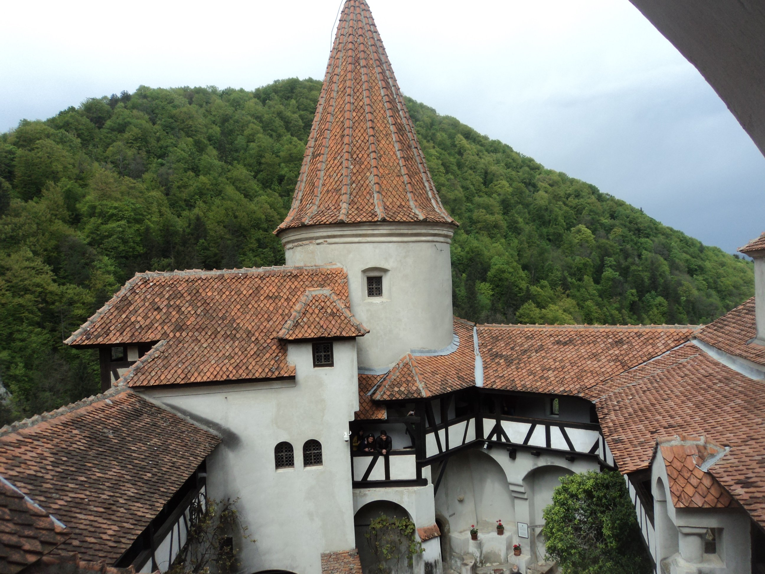 замъкът Бран Дракула