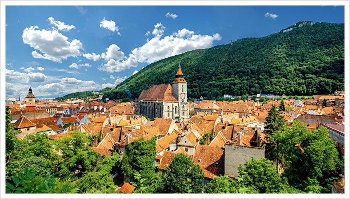 Брашов – много история, събрана на едно място