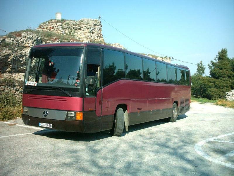 Маршрут и разписание на автобус 404 – София