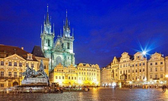 Прага – златният град