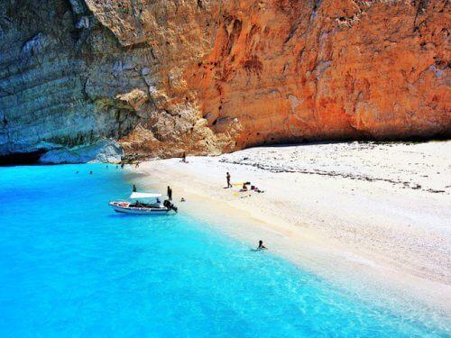 Закинтос гръцки острови