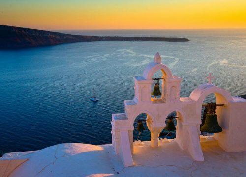 гръцките острови санторини