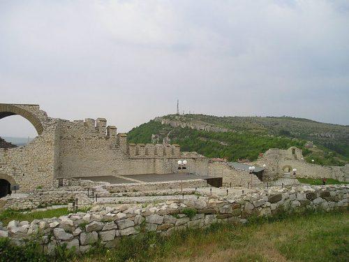 Ловеч крепостта