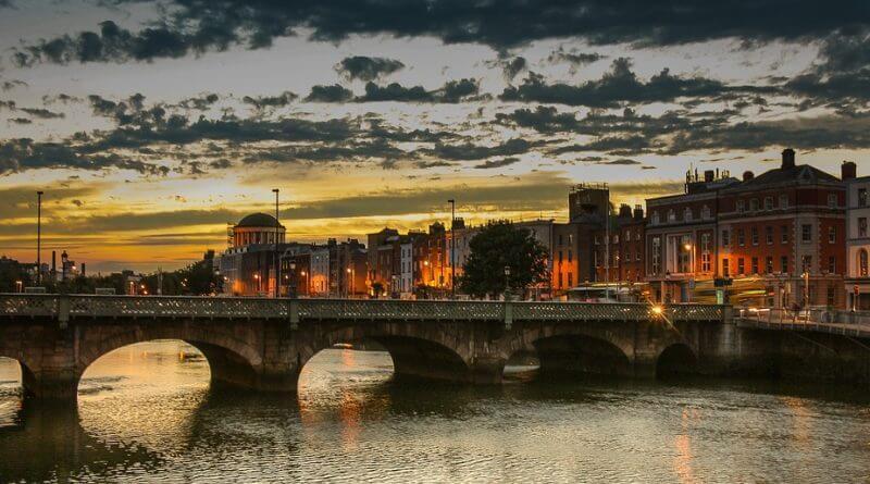 дъблин ирландия