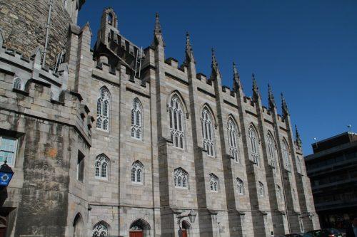 замъкът в Дъблин