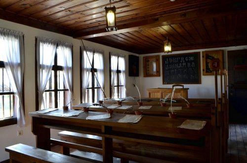 славейковото школо в трявна