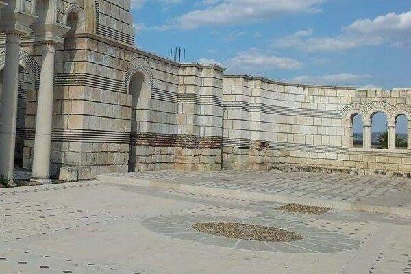 Плиска най- старата столица