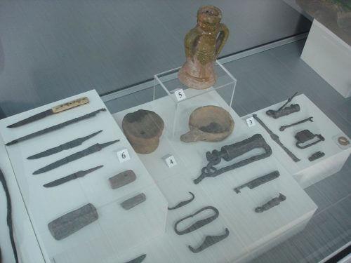 артефакти Плиска