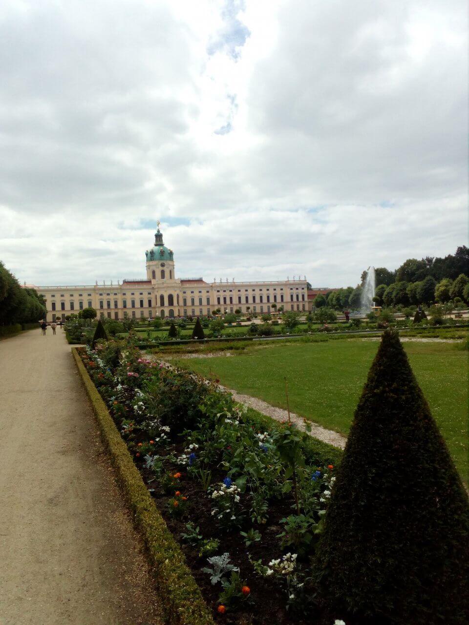 замъкът в Берлин