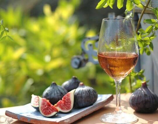храна и вино в Южна Франция