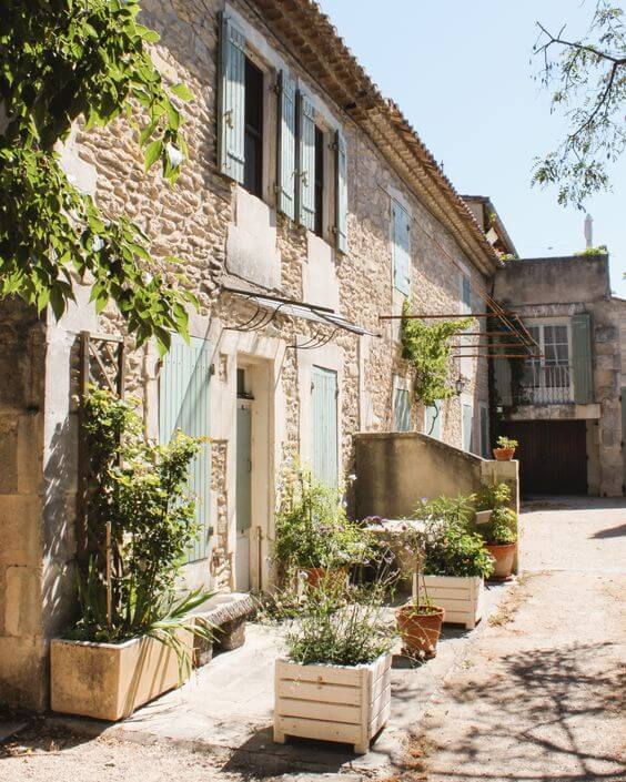 красотата на Южна Франция
