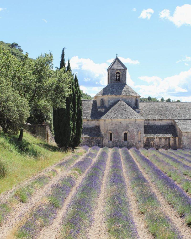 пътуване в Прованс