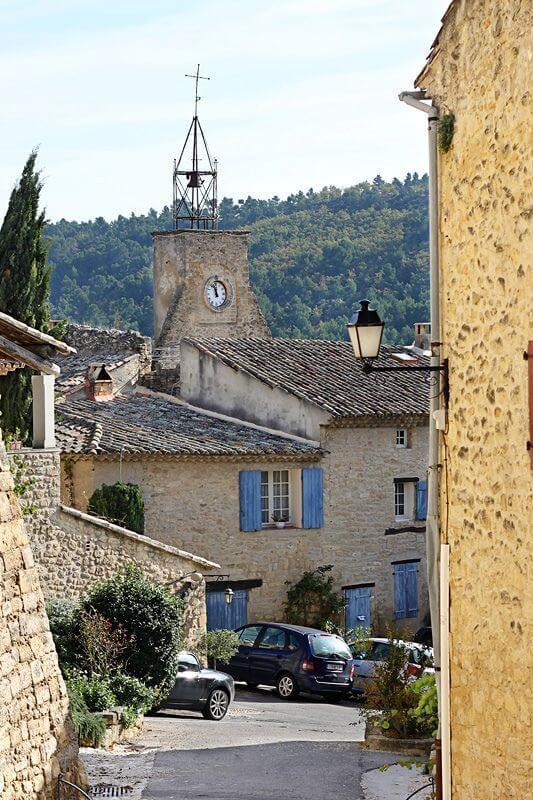Ансуи Южна Франция