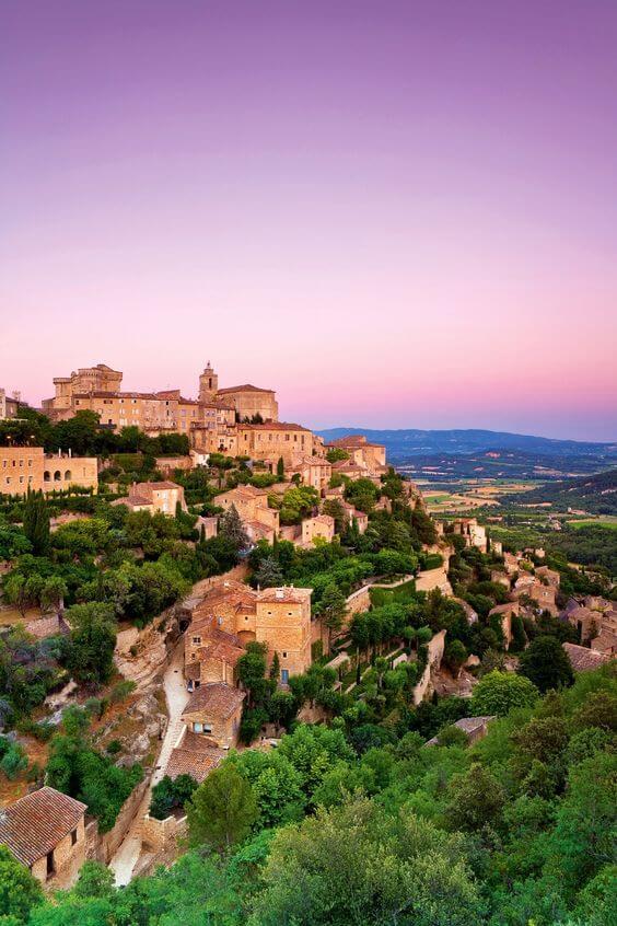 Горд, Южна Франция