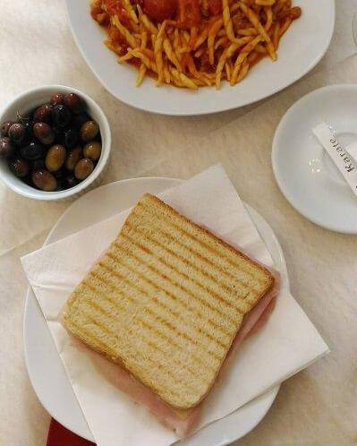храната в Пулия