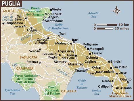 карта_южна_италия