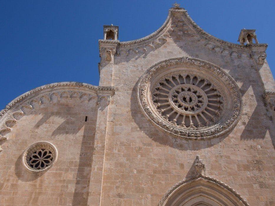 Остуни- катедралата