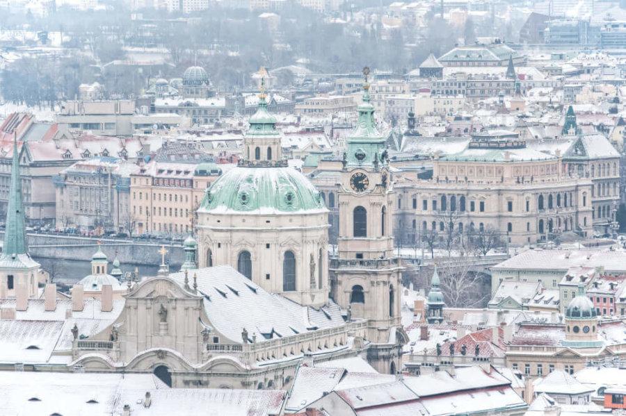 10 неща в зимна Прага