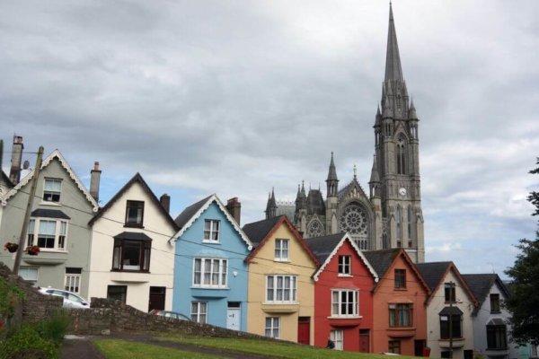архитектура ирландия