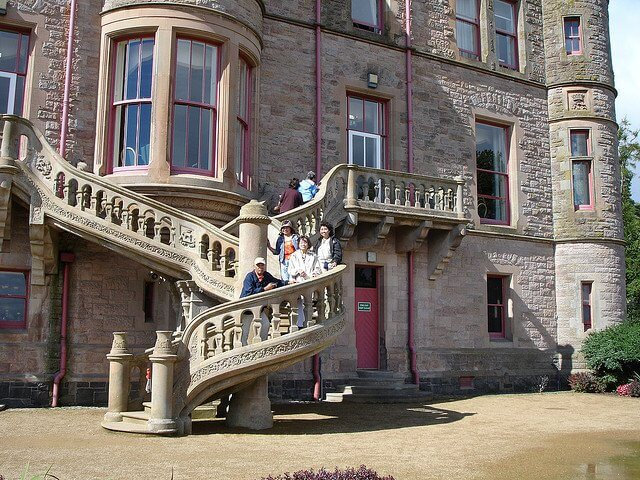 замъкът във Белфаст