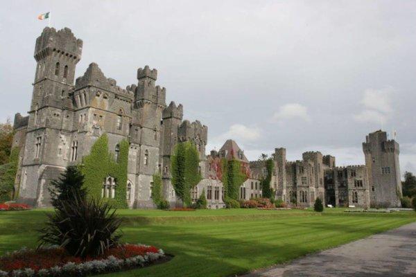 замъци в Ирландия