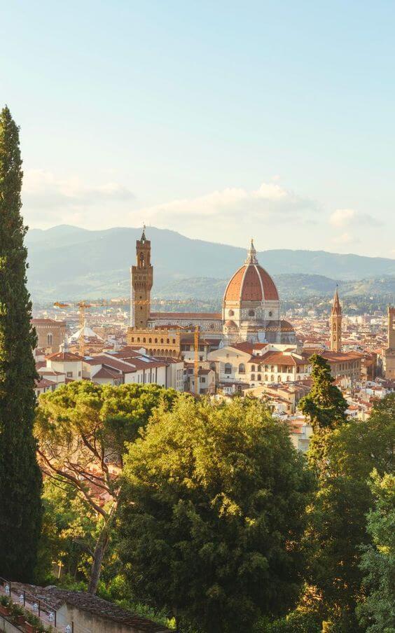 Флоренция забележителности