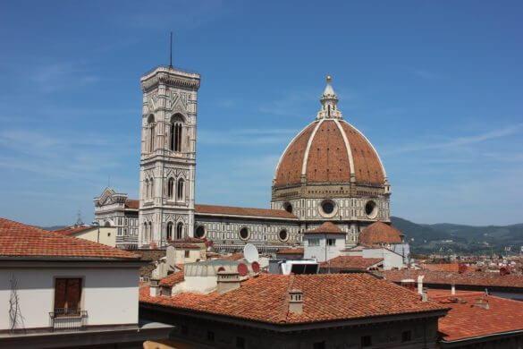 Ринашенте бар на покрива Флоренция