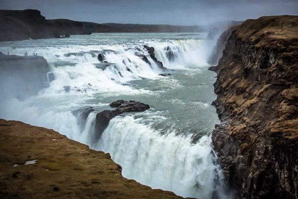 водопади Исландия